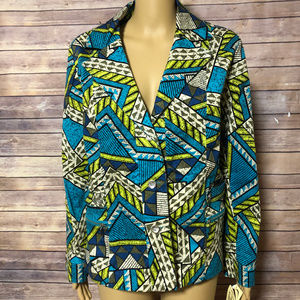 COMPANY COLLECTIONS WMS BLAZER SIZE 8 ASHLEIGH NWT